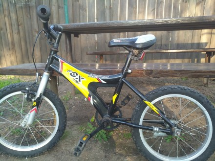 Продам фирменный детский велосипед Leader fox. Чернігів. фото 1