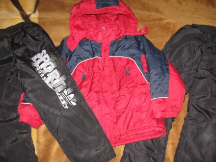 Курточка+зимние штаны за 150грн. Харьков. фото 1