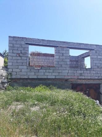 Продам участок с Начатым строением возле пр. Октябрьского. Николаев. фото 1