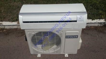 Продам кондиционер Hitachi б/у до 35 м². Киев. фото 1