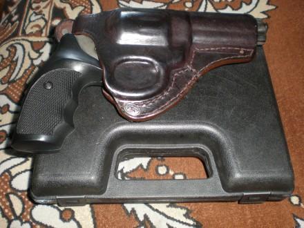 Револьвер альфа 440.Чехія. Малин. фото 1