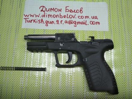 Предлагаю Вашему внимаю стартовые пистолеты с возможностью чистки ствола. Фотогр. Киев, Киевская область. фото 7