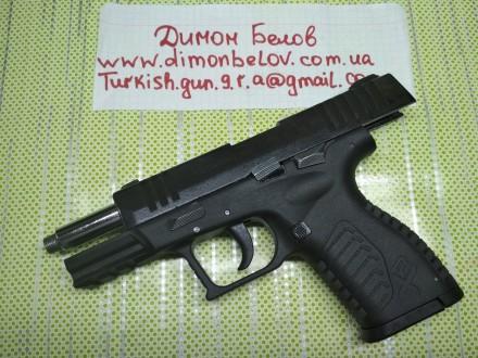 Продам стартовый пистолет Retay XR в тюнинге. Киев. фото 1