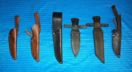 Ножны, чехлы под любые ножи, топоры, мачете, мечи и т.д.. Харків. фото 1
