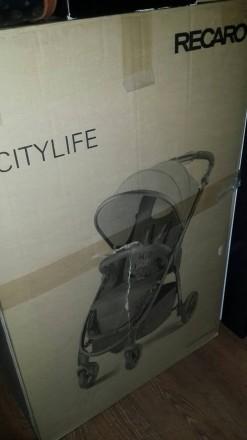 Универсальная коляска Recaro  CityLife(!)(!)(!) Комплектация: шасси, люлька, п. Одесса, Одесская область. фото 4