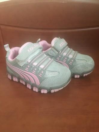Кросівки для дівчинки. Кропивницький. фото 1