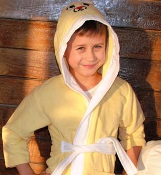 Халат детский Зайка хлопок. Киев. фото 1