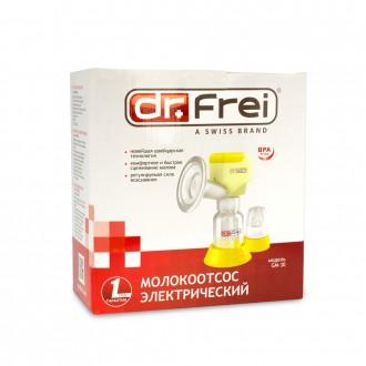 Молокоотсос электрический Dr. Frei модель GM-30. Петропавловка. фото 1