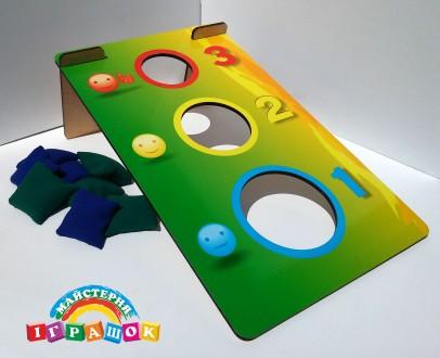Игра на метание мешочков (Classic Bean Bag Game). Одесса. фото 1
