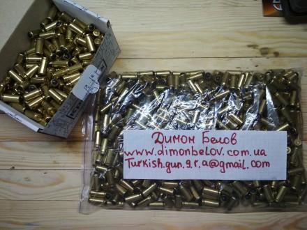 Продам патроны 9мм PA к стартовым пистолетам. Киев. фото 1