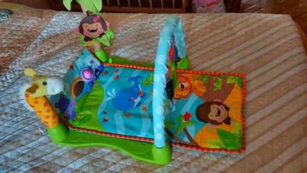 Развивающий коврик Joy Toy Умный малыш 4 (7181). Киев. фото 1