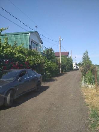 Продам дачный домик берег моря Фонтанка  два этажа три комнаты , кухня с/у , на . Суворовский, Одесса, Одесская область. фото 3