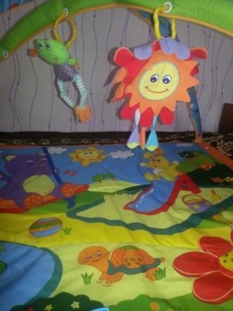 Продам в хорошие руки наш любимый коврик. Ребенок был увлечен ним с 2 до 12 мес.. Кропивницький, Кіровоградська область. фото 3