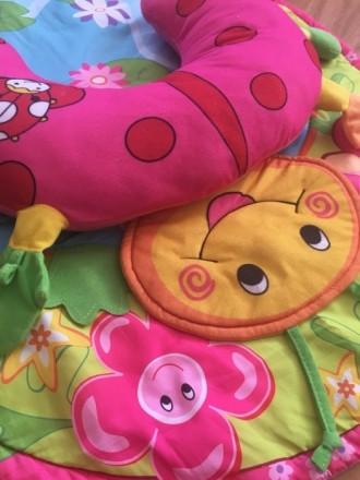 В отличном состоянии. Вся комплектация на фото. На подушке есть пищалки и шелест. Днепр, Днепропетровская область. фото 3