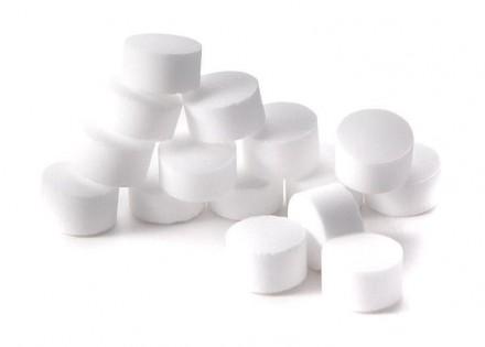 Таблетированная соль. Киев. фото 1