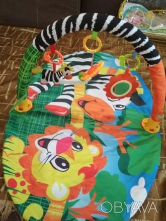 Новый качественный развивающий коврик.. Запоріжжя, Запорізька область. фото 1