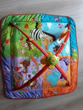 Продаю коврик Tiny Love в идеальном состоянии, практически новый. Пользовались м. Київ, Київська область. фото 3