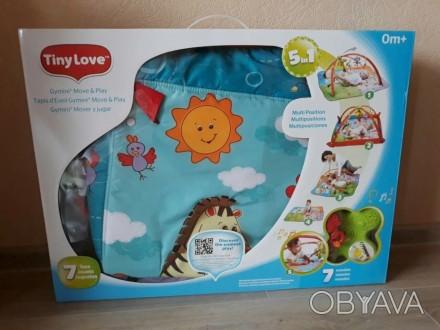 Продаю коврик Tiny Love в идеальном состоянии, практически новый. Пользовались м. Київ, Київська область. фото 1