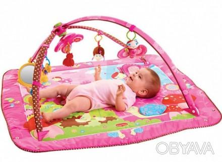 Коврик развивающий Tiny Love для малышей В комплекте идет:сам коврик с шелестяще. Киев, Киевская область. фото 1