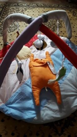 Продам новый развивающий коврик 0+. Малышу очень понравиться и даст родителям во. Лозова, Харківська область. фото 4