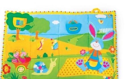 Особенностью коврика является его большой размер, который так же предоставляет в. Сумы, Сумская область. фото 2