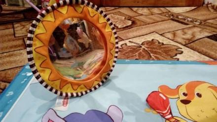 музыкальный коврик tiny love весёлый оркестр в хорошем состоянии. Очень выручал,. Київ, Київська область. фото 3