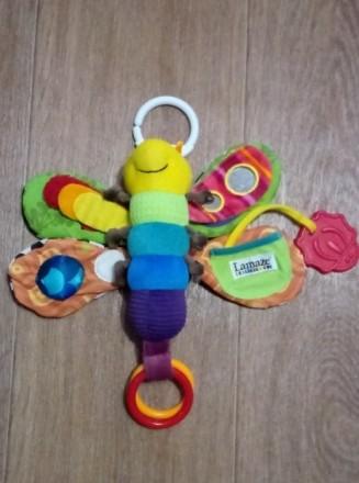 Яркая игрушка для самых маленьких обязательно полюбится крохе. Светлячок выполне. Краматорськ, Донецька область. фото 2