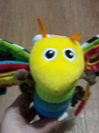 Яркая игрушка для самых маленьких обязательно полюбится крохе. Светлячок выполне. Краматорськ, Донецька область. фото 3