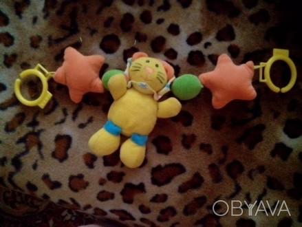 Игрушка подвеска Canpol Baby. Состояние хорошее.. Суми, Сумська область. фото 1