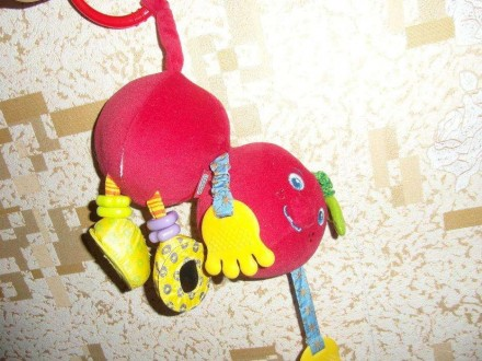Продам игрушку подвеску, в хорошом состоянии, кроме как одной руки, внутри лопну. Новоукраїнка, Кіровоградська область. фото 6