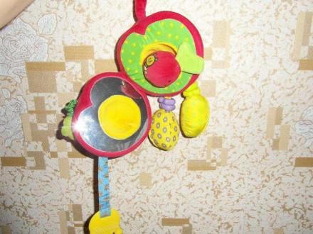Продам игрушку подвеску, в хорошом состоянии, кроме как одной руки, внутри лопну. Новоукраїнка, Кіровоградська область. фото 5
