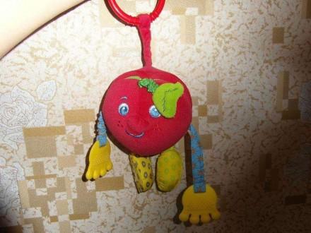 Продам игрушку подвеску, в хорошом состоянии, кроме как одной руки, внутри лопну. Новоукраїнка, Кіровоградська область. фото 2
