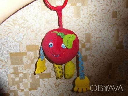 Продам игрушку подвеску, в хорошом состоянии, кроме как одной руки, внутри лопну. Новоукраїнка, Кіровоградська область. фото 1