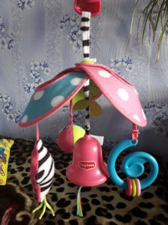 Приятный звук колокольчика. За две игрушки 250 грн.. Запоріжжя, Запорізька область. фото 3