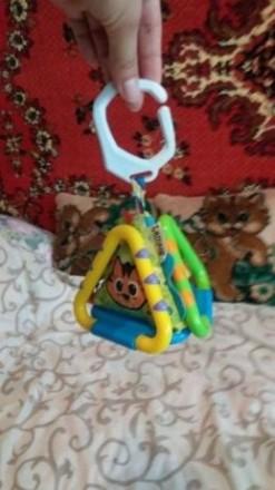 """Tiny Love Подвеска на коляску """"Веселая карусель"""". Николаев, Николаевская область. фото 4"""
