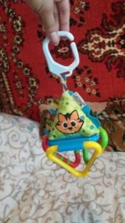 """Tiny Love Подвеска на коляску """"Веселая карусель"""". Николаев, Николаевская область. фото 5"""