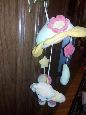 Дуже цікава іграшка, можна вішати де завгодно для малюка. Калуш, Івано-Франківська область. фото 3