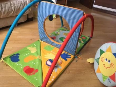 Продаётся отличная забава для малыша! В отличном состоянии, после чистки. В комп. Киев, Киевская область. фото 2