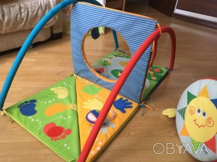 Продаётся отличная забава для малыша! В отличном состоянии, после чистки. В комп. Киев, Киевская область. фото 1