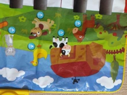 Продам большой развивающий коврик для деток.Состояние нового, очень добротный,он. Дніпро, Дніпропетровська область. фото 4