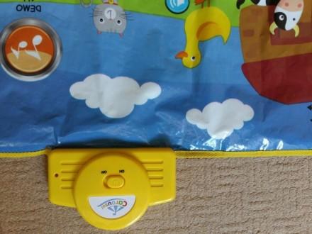 Продам большой развивающий коврик для деток.Состояние нового, очень добротный,он. Дніпро, Дніпропетровська область. фото 5