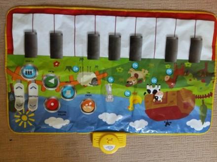 Продам большой развивающий коврик для деток.Состояние нового, очень добротный,он. Дніпро, Дніпропетровська область. фото 6