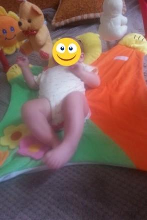 Развивающий коврик для малышей. В очень хорошем состоянии. Смотрите и другие мои. Днепр, Днепропетровская область. фото 4