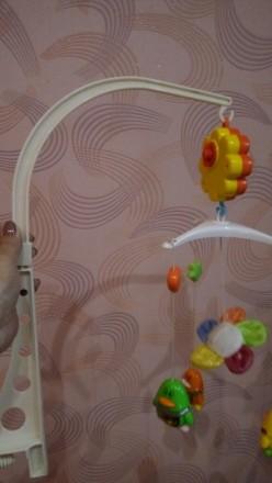 Музыкальная подвеска на кровать. Запоріжжя, Запорізька область. фото 2