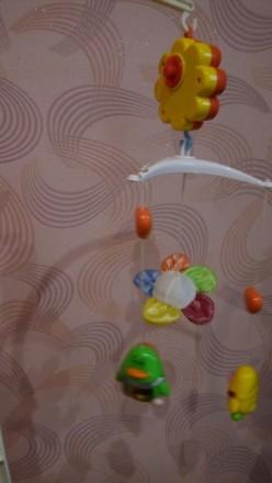 Музыкальная подвеска на кровать. Запоріжжя, Запорізька область. фото 4