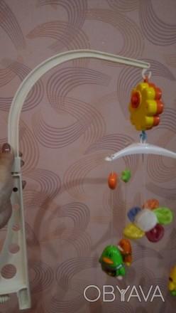 Музыкальная подвеска на кровать. Запоріжжя, Запорізька область. фото 1