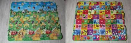 Супер термо развивающие коврики. На которых есть картинки, буквы, слова. Их можн. Запоріжжя, Запорізька область. фото 1