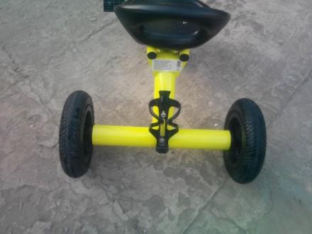 Детский велосипед Bambi M-2382A.Состояние нового.  Легкий трёхколёсный велосипе. Оріхів, Запорізька область. фото 3