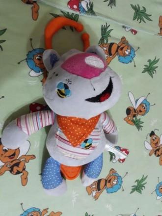 Музыкальная игрушка BabyOno благодаря которой Ваш ребёнок будет с радостью откры. Киев, Киевская область. фото 4