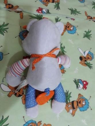 Музыкальная игрушка BabyOno благодаря которой Ваш ребёнок будет с радостью откры. Киев, Киевская область. фото 3